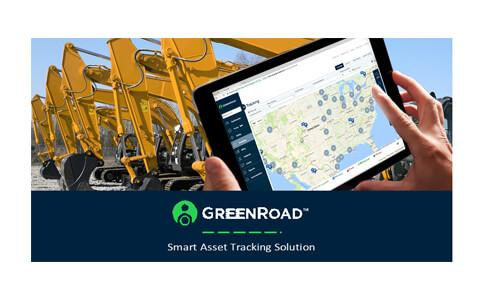 GreenRoad Asset Tracker