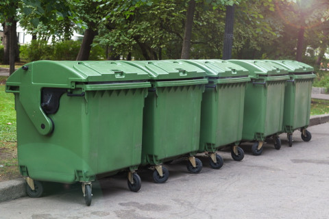 Commercial, Skip & Wheelie Bin Tracking