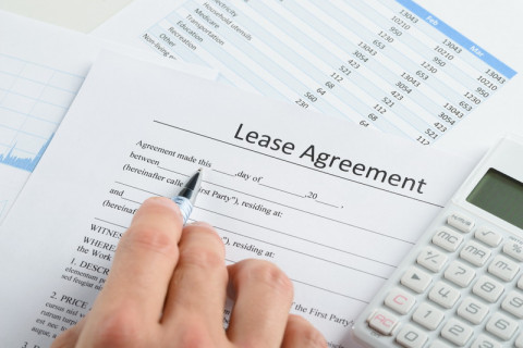Equipment Lease Compliance